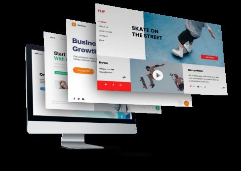 Web portal design services