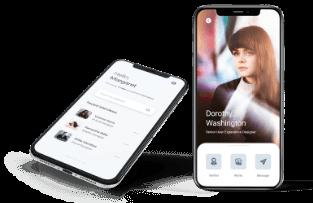 Mobile screen design services