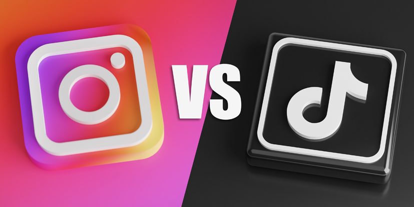 Instagram 'Reels' vs TikTok: Who Will Survive in the Battle of Small Video App?